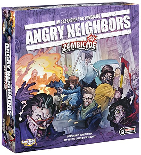 Zombicide Angry Neighbors VO