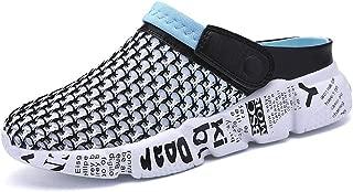 SHANLEE Mesh Garden Clog Shoes Sandals Indoor/Outdoor Slipper Unisex Slippers