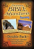 Awesome Bible Adventures 1 [DVD] [Import]