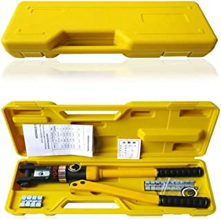 Best hydraulic battery cable wire crimping tool Reviews