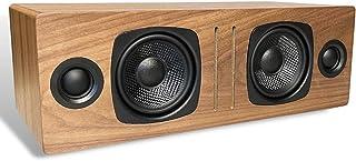 Audioengine B2 trådlös högtalare med Bluetooth   Musiksystem för hemmet med aptX Bluetooth   Bärbar trådlös högtalare för ...