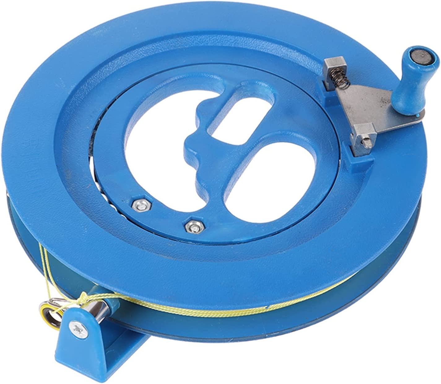 LXQS 5 ☆ popular Kite Reel Accessories 16cm Plastic Ranking TOP17 150M Blue ABS