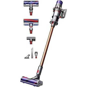 Dyson Aspirador Vertical Cyclone V10 Absolute Sin Cable, Anti-ácaros: Amazon.es: Hogar