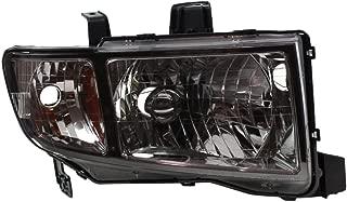 TYC 20-6671-01-1 Honda Ridgeline Right Replacement Head Lamp