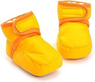 Prettyia Winter Baby Newborn Toddler Infant Girls Warm Soft Sole Prewalker Cotton Shoes