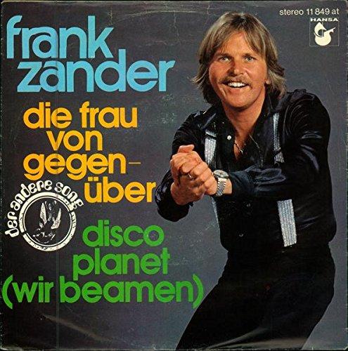 Die Frau von Gegenüber / Disco Planet (Wir beamen) / 11 849