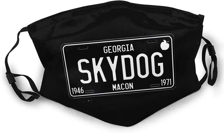 Duane Allman - Skydog Unisex Adult Anti Dust Face Mask Reusable Black Mouth Masks Balaclava Washable Face Masks