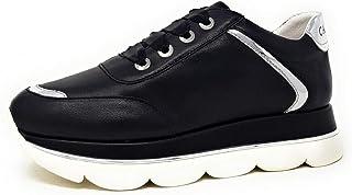 CAFE`NOIR 203 Bianco Scarpa Donna Sneakers DB171