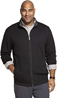 Men's Traveler Long Sleeve Full Zip Knit Jacket