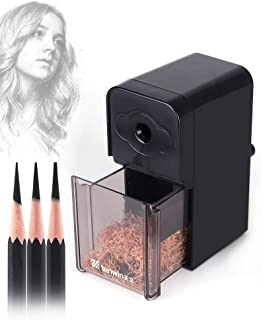 Big Mechanical Pencil Sharpener Manual - Professional Sketching Suppliers for Art Pencils on Sketch Pad Book,Great for Kits Painting Artist Drawing Student Teacher in Classroom School Office