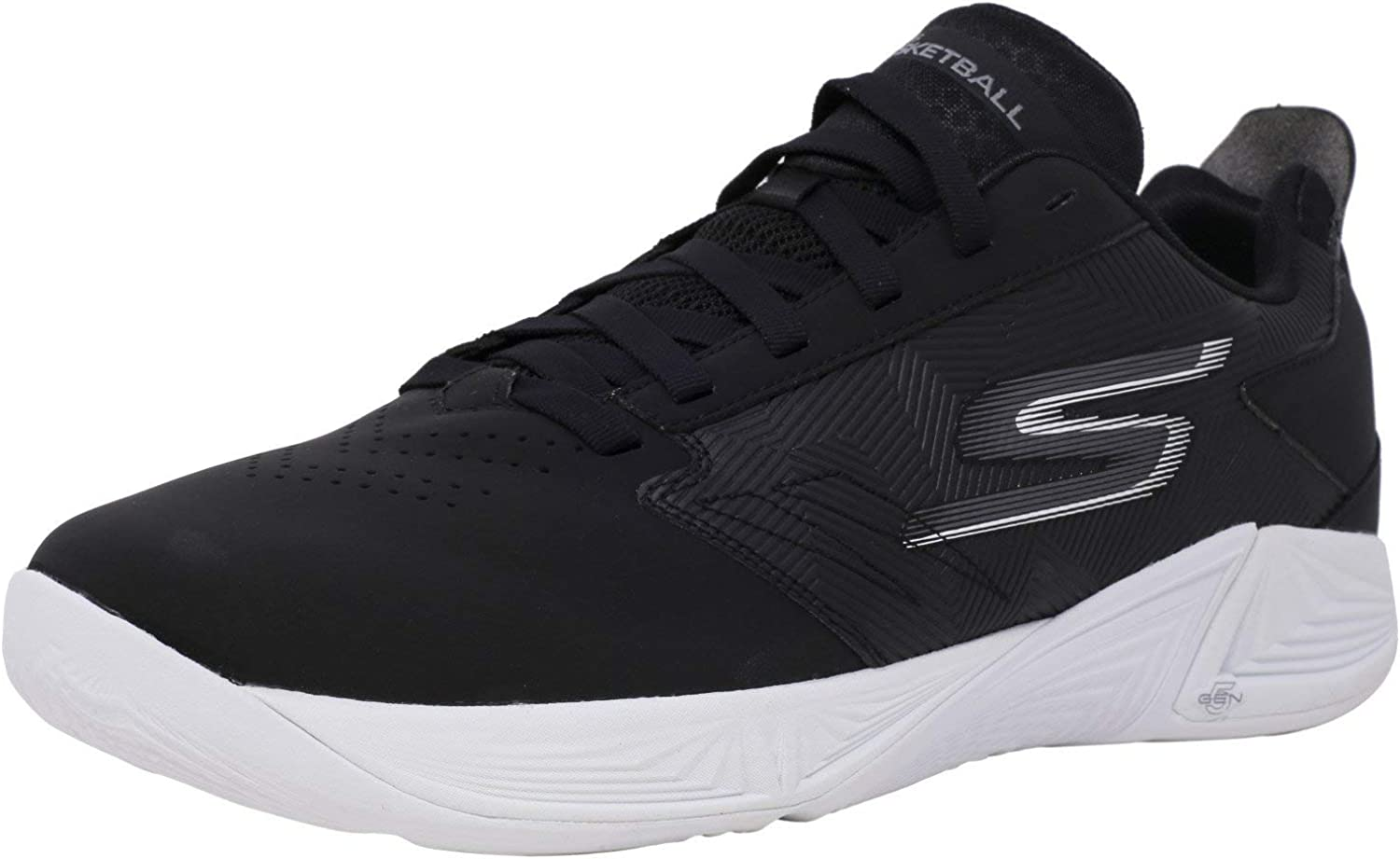 Skechers Men's Torch - Lt Ankle-High Basketball shoes