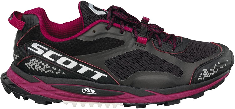 Scott Ws eRide Grip 3.0 Running shoes Black Purpl