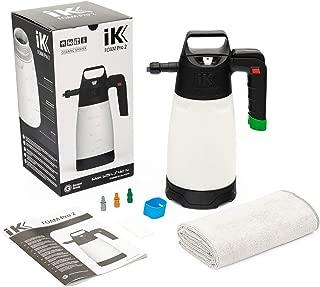 The Rag Company - iK Foam Pro 2 Pump Sprayer with Microfiber Towel