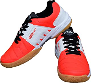 Gowin Power Badminton Shoes Red/White