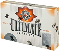 2018-19 Upper Deck Ultimate Collection Hockey Hobby Box