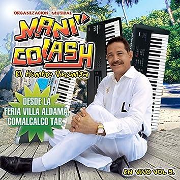 Mani Colash, Vol. 5 (En Vivo)