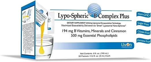 lypo spheric b complex plus