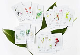 Innisfree My Real Squeeze Mask Sheets (15 patterns of flavors-15pieces)