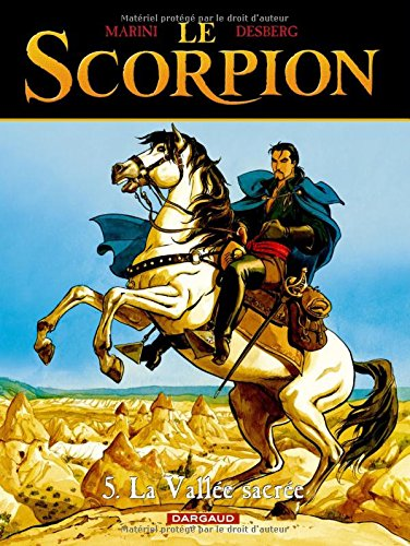 Le Scorpion, tome 5 : La Vallée sacrée