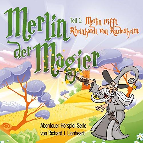 Merlin trifft Rheinhardt von Rüdesheim cover art
