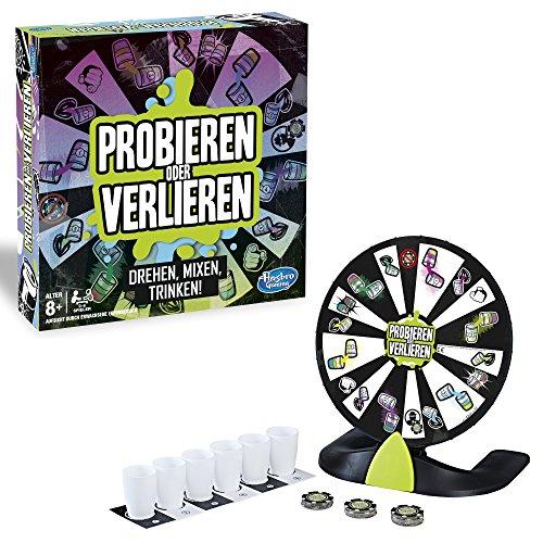 Hasbro Gaming- Prova o Perdere, Giochi per Feste, Colore Trasparente, C2131100