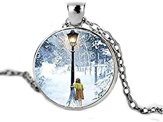 Litter Star Dark Souls Necklace Heirs of The Sun Dark Souls II Necklace Glass Cabochon Necklace