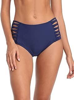 Women's High Waisted Bikini Bottom