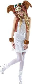 ORION COSTUMES Disfraz de Criatura Peluda Traviesa para Mujeres