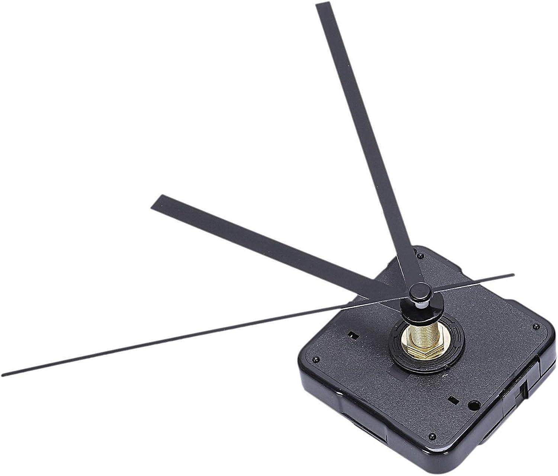 YOKOKO Kit De DIY Reloj Mecanismo Mecanismo para Piezas De Reloj Reloj De Pared Cuarzo Manecilla De Minutos Reloj De Cuarzo Movimiento Decoración De Casa