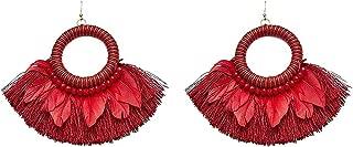 Best gemstone statement earrings Reviews