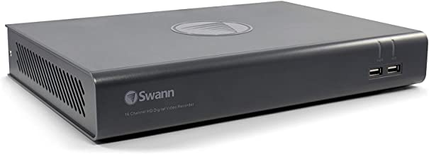 Swann 4580 DVR16-4580 16 Channel Digital Video Recorder, 1TB, HDMI, VGA, Remote Access, Works Will Select Swann Cameras Only, See Details