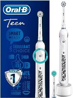 Oral-B Teen Gençler İçin Şarj Edilebilir Diş Fırçası