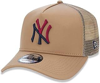 BONE 9FORTY NEW YORK YANKEES MLB ABA CURVA KAKI NEW ERA