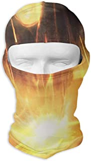 Yohafke Ski Mask Gorgeous Universe Sun UV Protection Dust Protection Wind-Resistant Face Mask for Running Cycling Fishing Unisex9