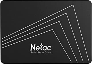 Netac SSD 128GB Internal Solid State Drive, 3D NAND 2.5-inch SATA III 6Gb/s Internal SSD Hard Drive for PC/Desktop/Tablet-...