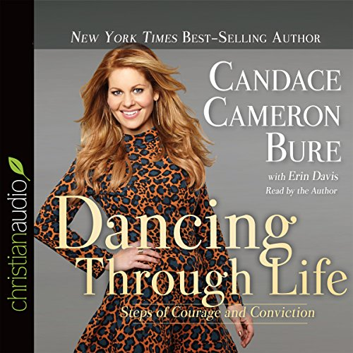 Dancing Through Life audiobook cover art