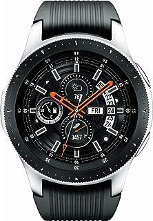 Samsung SM-R805UZSAXAR Galaxy Watch Smartwatch 1.811in Acero Inoxidable LTE GSM (Desbloqueado), Plata (Renovado)