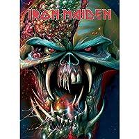 IRON MAIDEN アイアンメイデン (初来日20周年) - THE FIN POST CARD/ポストカード・レター 【公式/オフィシャル】