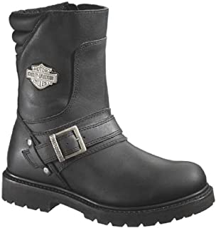 most comfortable mens motorcycle boots