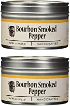 Bourbon Smoked Pepper (2 Oz) (Pack of 2)