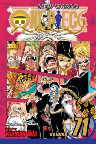 One Piece, Volume 71: Coliseum of Scoundrels