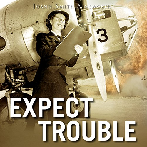 Expect Trouble audiobook cover art