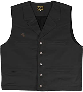 Wyoming Traders Bronco Canvas Vest