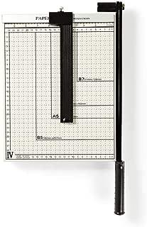 Nedis PACU110A4 Máquina de Corte de Papel   Tamaño A4  