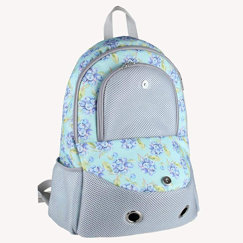 Pet Travel Carrier Pet Backpack Fashion Cat Shoulder Bag Out Portable Breathable Safe pet Transport Bag Suitable for 45 kg or so Dog Ourtdoor Pet Bag