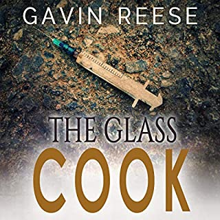 The Glass Cook audiobook cover art