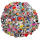 200Pcs Cool Random Sticker(50~1100 Pcs),Fast Shipped by Amazon.Random Vinyls Decals for Laptop,Cars,Motorcycle,Bicycle,Skateboard,Luggage…