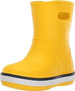 Crocs Kids Crocband Rain Boot (Toddler/Little Kid)