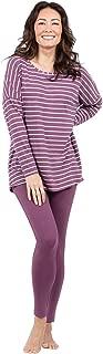 Fun Womens Pajamas - PJ Sets for Women, Mauve