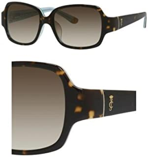 392c3d5d40 JUICY COUTURE Sunglasses 566 F S 0086 Havana 56MM